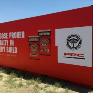 Container Refurbishment and Brand