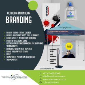 Covid19 Branding